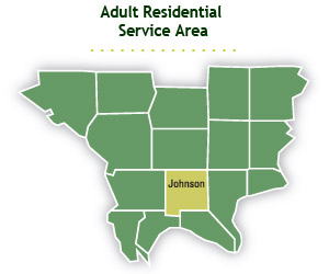 Adult Residential Service Area
