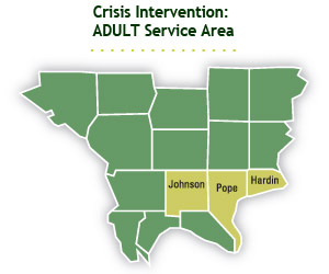 Crisis Intervention: Adult Service Area
