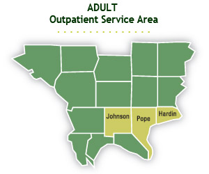 Adult Outpatient Service Area