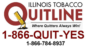 Illinois Quitline 1-866-784-8937