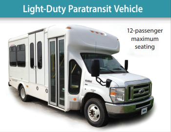 12-passenger van